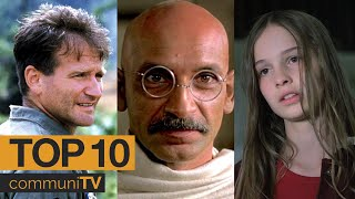 Top 10 Biography Movies of the 80s