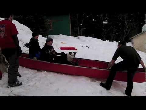 Snow Cave Parties and Russian Crash Mats