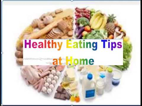 Healthy Eating Tips for Diabetes, Gout, Heart, High Blood Pressure etc