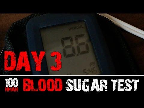 Day 3: Blood Glucose (Sugar) Test | Blood Glucose Monitoring