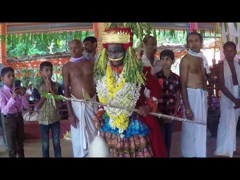 Bhoota kola video tulunadu |  (bachhanayaka bhoota)