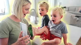 BEAUTIFUL FAMILY MOMENT! (Cute Memory Might Make You Cry!)
