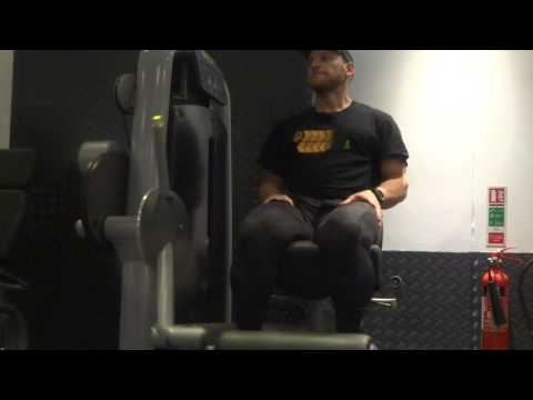 HOW TO TRAIN LEGS  after having long time off?