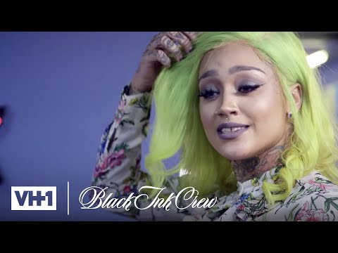 Donna Gets Smacked by the New Manager 'Sneak Peek' | Black Ink Crew