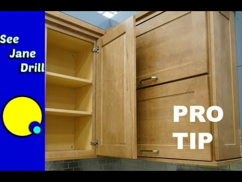 Don't Make This Rookie Mistake When Hanging Kitchen Cabinets