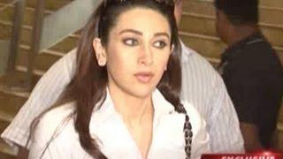 Karisma Kapoor wants to avenge Suniel Shetty