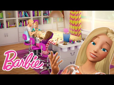 HOUSE TOUR! 🏠 | Barbie Vlog | Episode 58