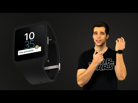 My ideal Smartwatch? Smartwatch 3 - Sony newst watch incl Android Wear