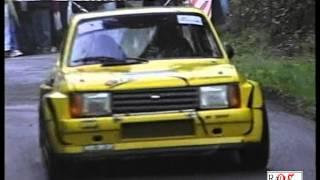 Finale de la Coupe de France des Rallyes 2003 LIMOUSIN