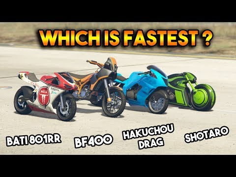 How to ride bikes gta 5 -