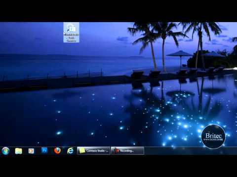 How to Customize Windows 7 Start Menu by Britec