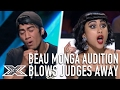 Beau Monga Audition Hit The Road Jack Blows Judges Away X Factor Global mp3