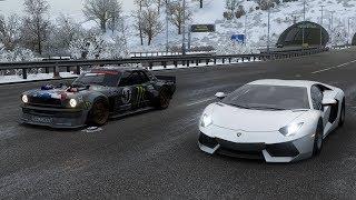 Forza Horizon 4 Lamborghini Aventador Fe Videos Votube Net