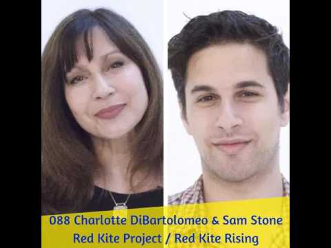 088 Charlotte DiBartolomeo & Sam Stone - Red Kite Project