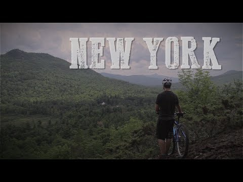 The Best Mountain Bike Trail in New York?