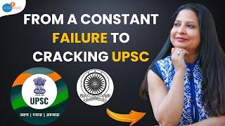 From Being A Failure To Becoming An IAS | IAS Anupma V Chandra | Josh Talks