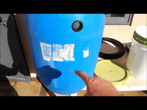How to build a Radial Flow Filter - DIY