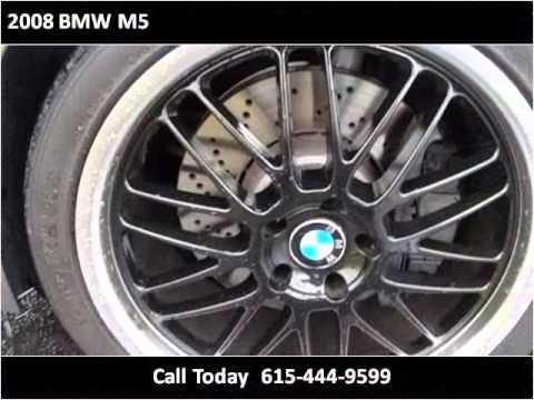 2008 BMW M5 Used Cars Lebanon TN