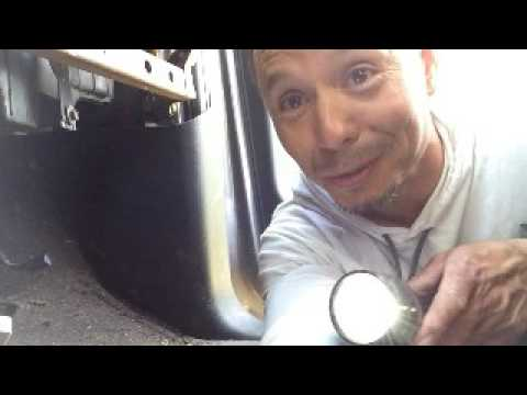 Dodge Ram 1500 AC Evaporator Fix Without Tearing Apart The Dash
