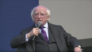 Keynote address by Michael D. Higgins, President of Ireland
