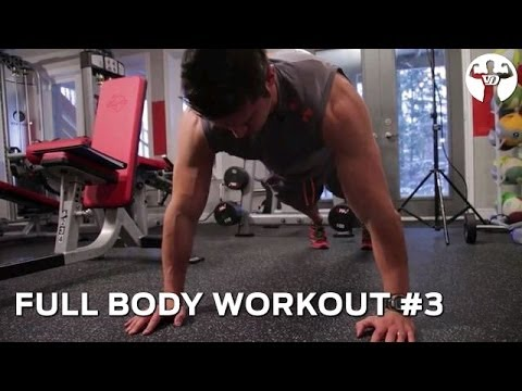 Full Body Workout #3 for Skinny Guys to Build Muscle
