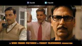 Akshay Kumar | Dialogue Promo | Special Chabbis