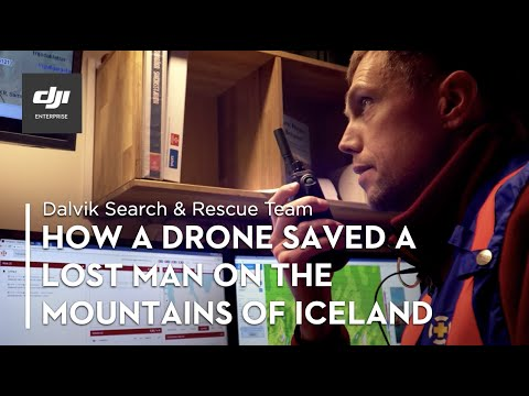 DJI Stories – Saved By A Drone