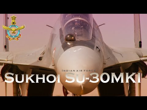 Sukoi Su-30MKI - Indian Air Force