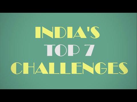 India's Top 7 challenges | India Economic Summit 2014