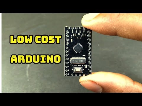 How to program arduino pro mini by an arduino uno