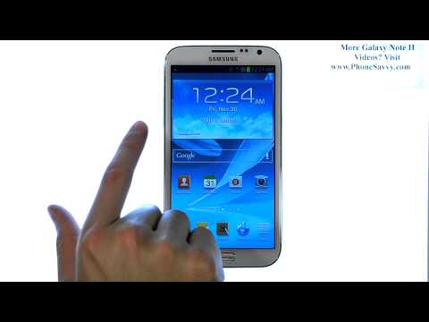 Samsung Galaxy Note II - How Do I Change In-Call and Ringtone Volume