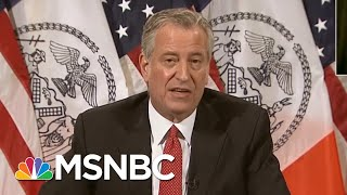 Police Brutality Protest Draw New Police Brutality As Trump Urges 'Domination' | MSNBC