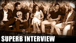 Fukrey Gang Get AMAZED By Alexa's Answer About SRK In This SUPERB Interview Teaser