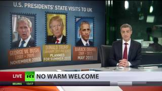 'When we condemn Trump, we attack 61mn who voted for him': UK MPs debate over POTUS state visit