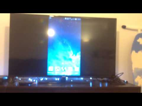 Samsung Galaxy S5/S6/S7/S8/S9 Screen Mirroring/Casting with Samsung SmartTV Full HD
