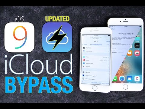 How To Bypass iOS 9 iCloud Activation Lock Screen on 9.1, 9.2 & 9.0.2