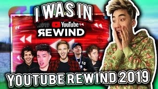 Reacting to 2019 YouTube Rewind (THEY FINALLY PUT ME IN IT)