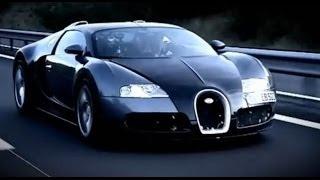 The Bugatti Veyron Race - Jeremy vs Hammond and May - BBC