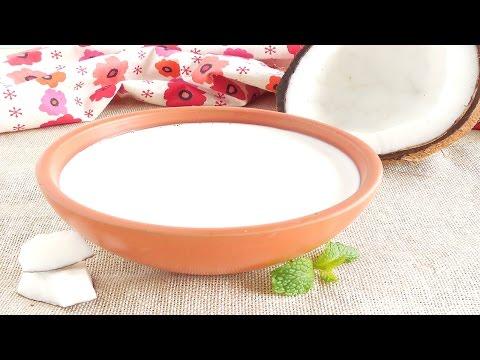 How to Prepare Coconut Milk