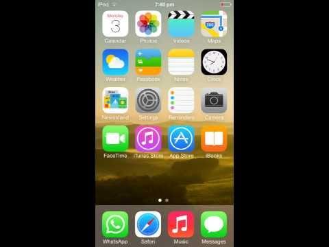 Whatsapp for ipod and iPad