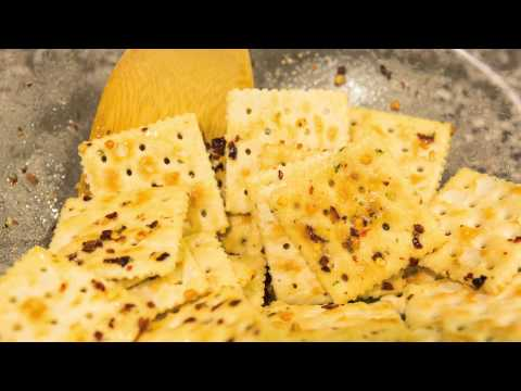 Spicy Ranch Crackers | Brilliantly Bland Recipes