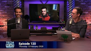 Z Flip: Den of the Dragon - Tech News Weekly 120