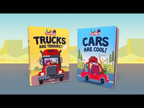 StoryBots Books from Random House - Official Book Trailer