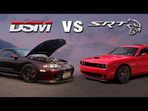 2G Eclipse GSX vs Hellcat