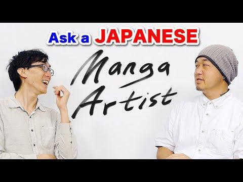 Japanese Art School?|Ask a Manga Artist
