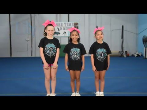 Naomi -  Toe Touch Tip #2