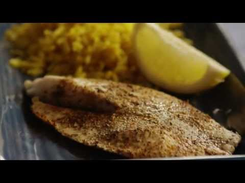 How to Make Baked Tilapia with Dill Sauce | Tilapia Recipe | Allrecipes.com