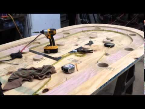 Building a 10 man card table