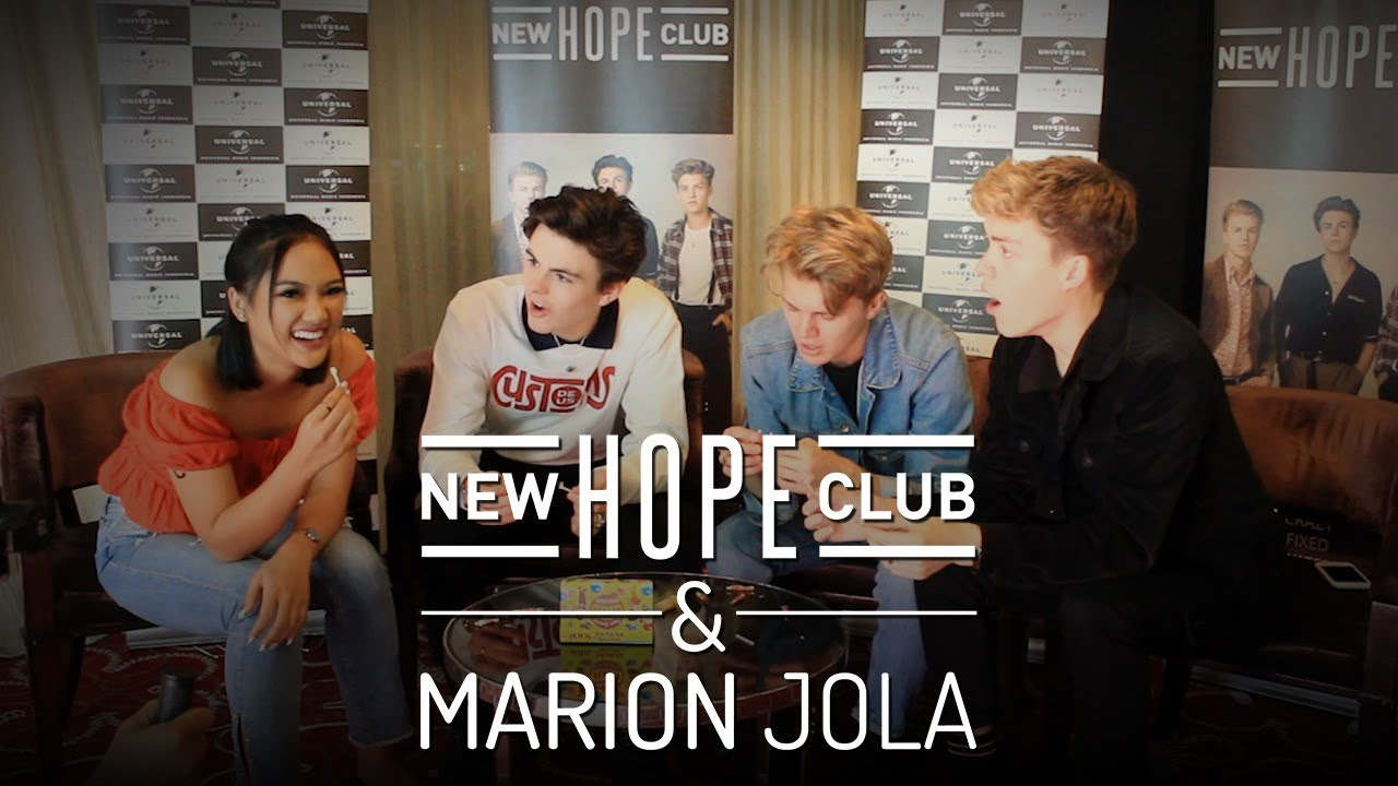 Download New Hope Club X Marion Jola : Playing With Indonesian Toys MP3 Gratis
