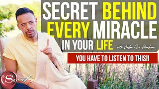 Master This to Get Anything You Want in Life   Secret Behind Every Miracle [Very Powerful!!]